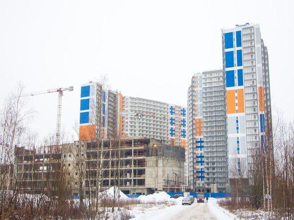 В 3-й очереди ЖК «Полис на Комендантском» возводят 11 этаж