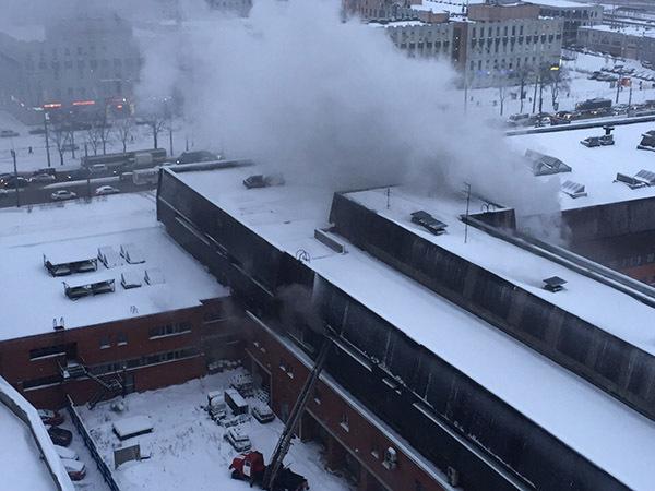 Взрыв перед аудитом. Почему бывшая крупнейшая типография Петербурга была обречена