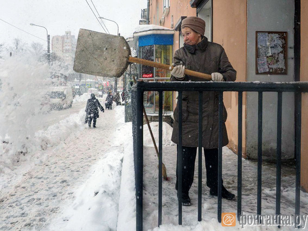 Главный синоптик про уборку города: Если искать проблему в погоде, то ее нет
