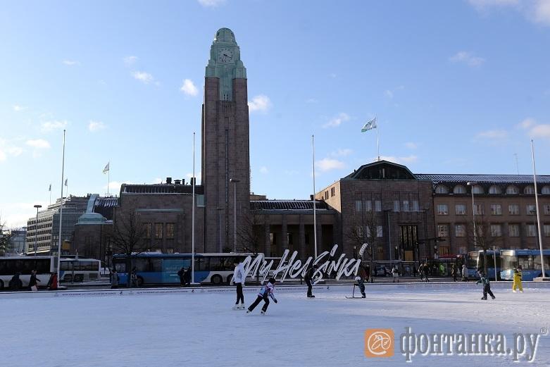 Выходные в Финляндии 19-20 января: «Три сестры» по-фински и «Скрытые сокровища» для туристов (Иллюстрация 2 из 2) (Фото: Ксения Потеева)