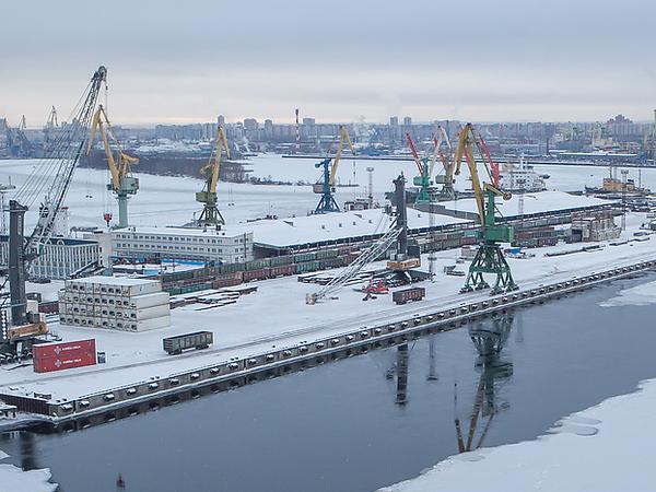 Вонь на Васильевском. Минеральные удобрения подвели Морской порт под подозрение
