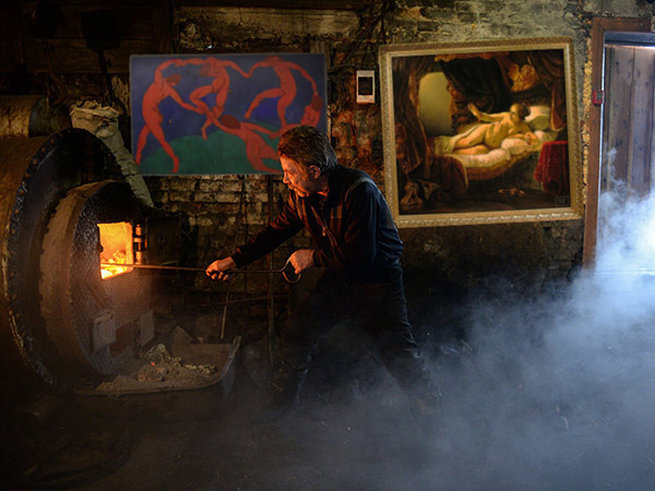 Котельная с картинами. Эрмитаж хочет стать продавцом тепла и горячей воды