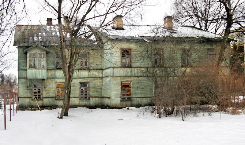 Архитектурный сайт Санкт-Петербурга