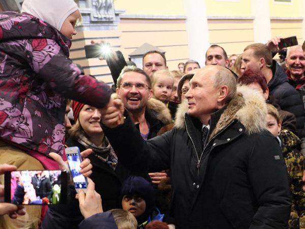 Пресс-служба Администрации Санкт-Петербурга