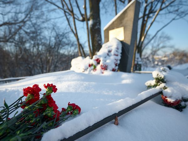 В канун 75-летия снятия блокады Ленинграда Группа «Эталон» организовала памятные мероприятия