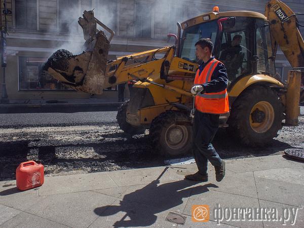 131 км и 5 млрд рублей. Какие дороги в Петербурге отремонтируют в 2019 году