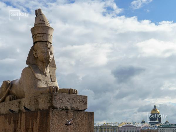 Из каких регионов переезжают в Петербург?