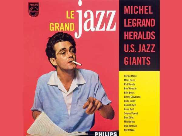 Michel Legrand – Legrand Jazz