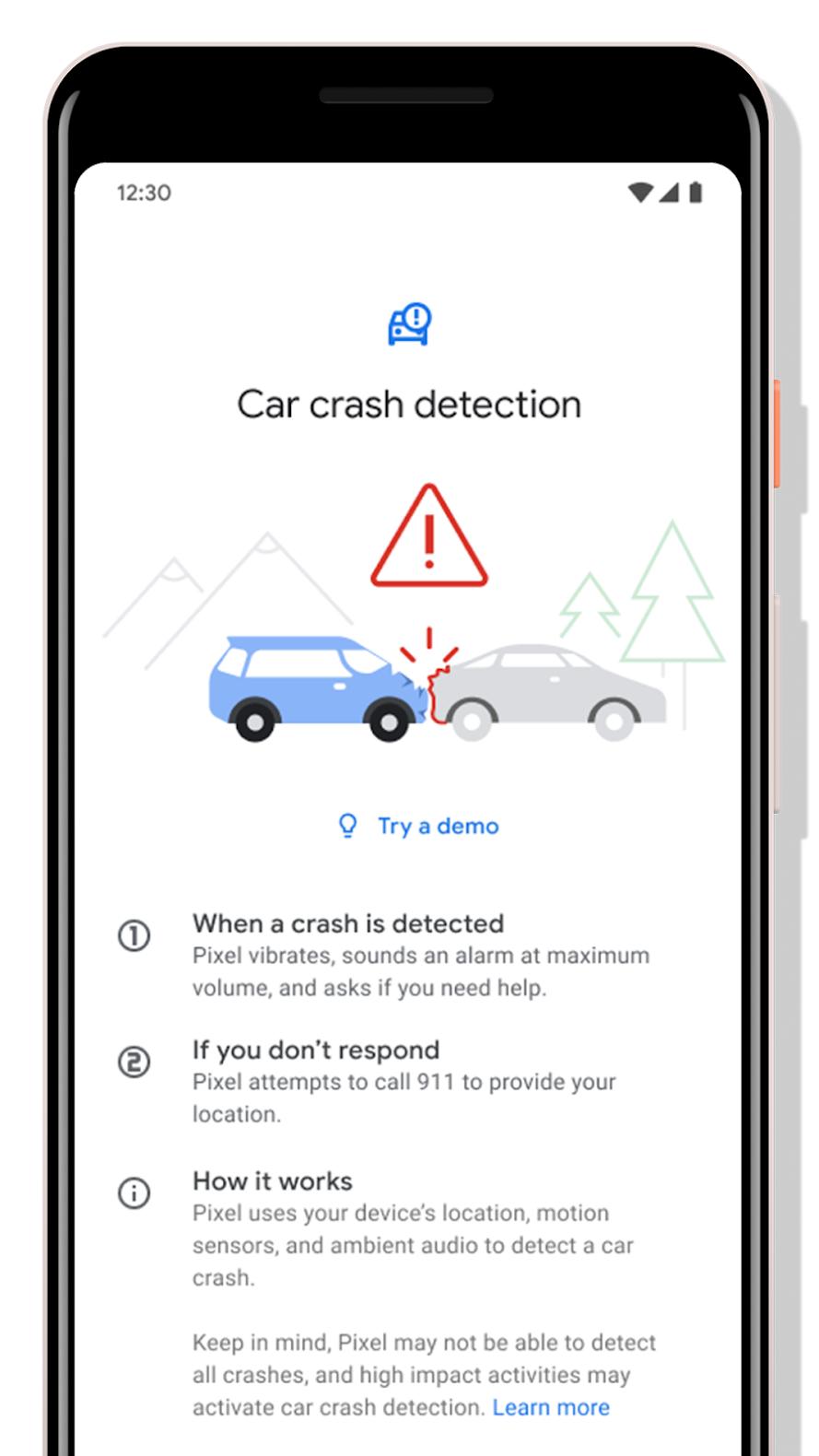 Скриншот с Google Play
