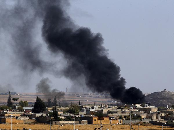 «Курдам не нужна поддержка России». «Фонтанка» поговорила с курдом в зоне турецкой военной операции