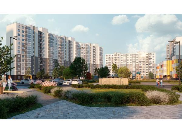 В «Заповедном парке» стартовали продажи квартир в новом доме