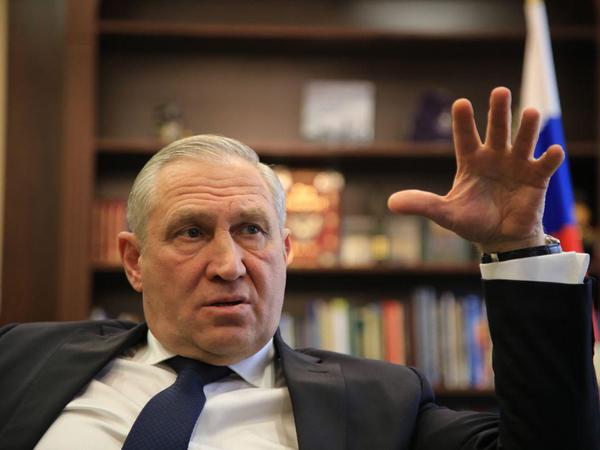 «Я увольняться не собираюсь». Глава избиркома Петербурга Виктор Миненко рассказал, почему не сомневается в результатах выборов
