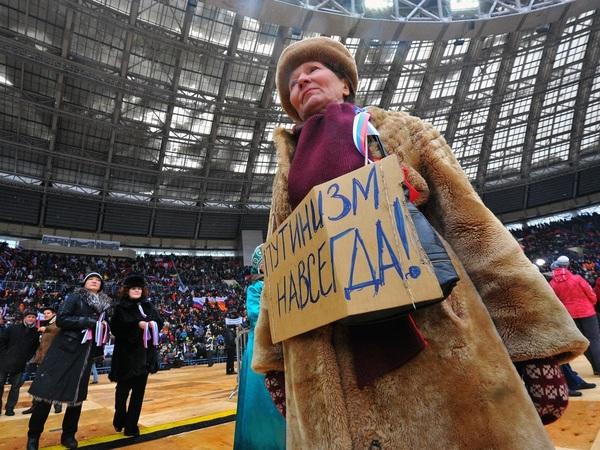 «Путинизм – это сама жизнь». «Фонтанка» спросила неслучайных людей о новой идеологии от Суркова
