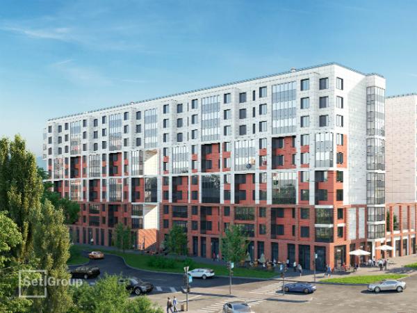 «Петербургская Недвижимость» открыла продажи коммерческих помещений в ЖК «Стрижи»