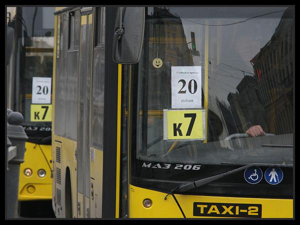 Исчезнет не 278 маршруток, а 271. Смольный сделал еще один официальный шаг к транспортной реформе