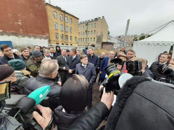Макаров послал «зеленую метку» экс-главе ФСО Мурову. Спикер не принимает его в клуб