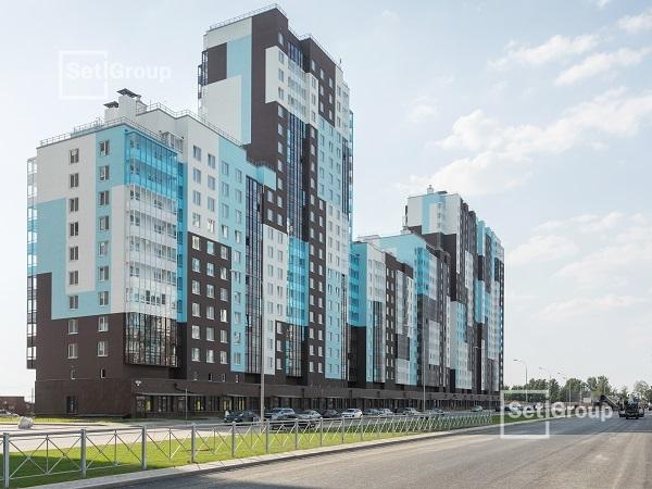 Setl Group строит Верхне-Каменскую улицу в Приморском районе