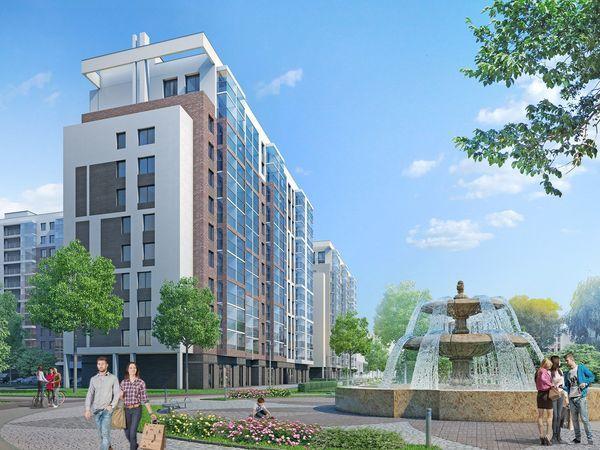 В ЖК «Энфилд» начались продажи квартир дома №4