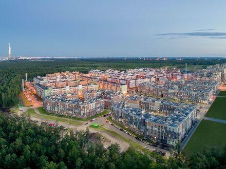 Фото предоставлено пресс-службой «Главстрой Санкт-Петербург»