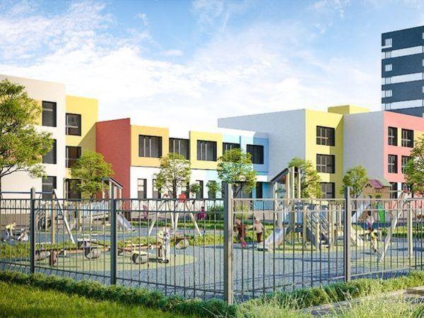 В Красногвардейском районе Санкт-Петербурга появятся два новых детских сада