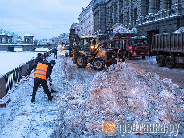 Дело о «снежном картеле» как зеркало русского госзаказа. От Смольного требуют больше не смешивать сезоны и районы