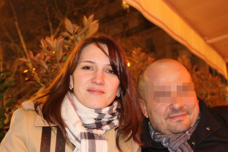 Юлия Кузнецова и Борис Беляев/Фото из личного архива Юлии Кузнецовой