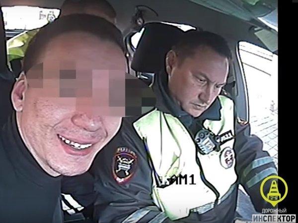 кадр из видео/YouTube/Дорожный инспектор