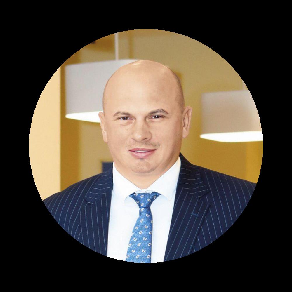 Сергей Кульпин,начальник управления розничных продаж в Петербурге и Ленобласти – вице-президент ВТБ