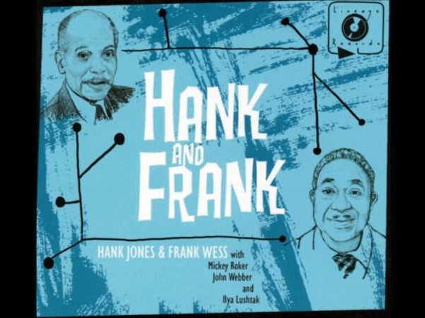 Hank Jones & Frank Wess – Hank And Frank