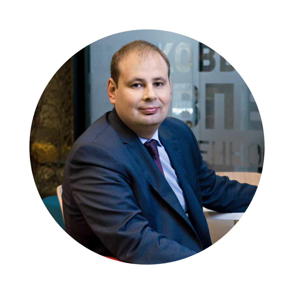Олег Кузьменков, генеральный директор сети АЗС «Газпромнефть» в России