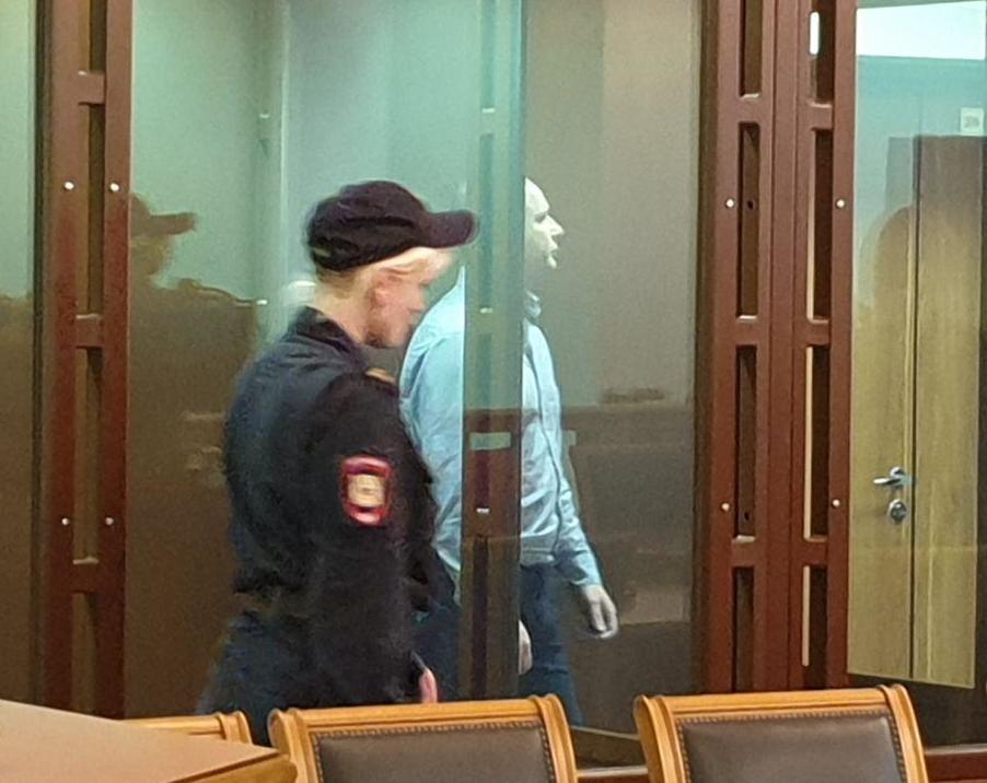 Фигурант дела Кашина Вячеслав Борисов