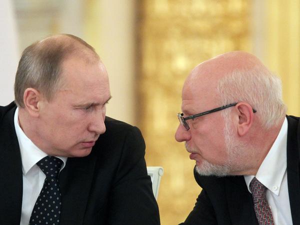 Владимир Путин и Михаил Федотов//Климентьев Михаил/ITAR-TASS