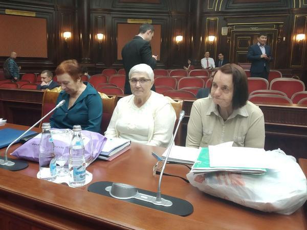 «Самый богатый субъект, стыдно». Дети ГУЛАГа пришли в Конституционный суд за московскими квартирами