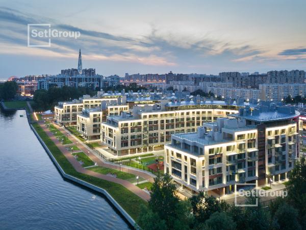 «Петербургская Недвижимость» предлагает готовые элитные квартиры за полцены*