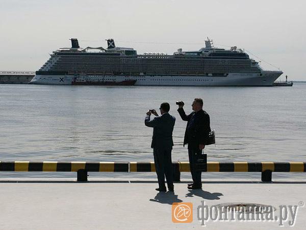 «Морской фасад» удлинит причалы. В следующий этап реконструкции вложат более 200 млн рублей