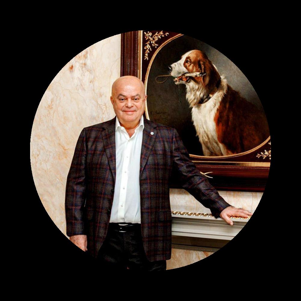 Владимир Голубев, вице-президент холдинга «Адамант»