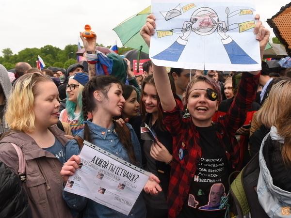 Митинги Навального, малолетние гопники и подрывник ФСБ:  о ком Генпрокуратура просит помолчать СМИ