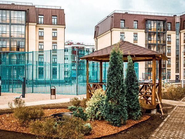 «Аквилон Инвест» ввел в эксплуатацию ЖК «СолнцеPark» в Пушкинском районе