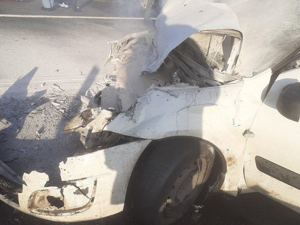 Подробности смертельной массовой аварии на «Нарве»: «Лада» приехала в остановившийся автобус