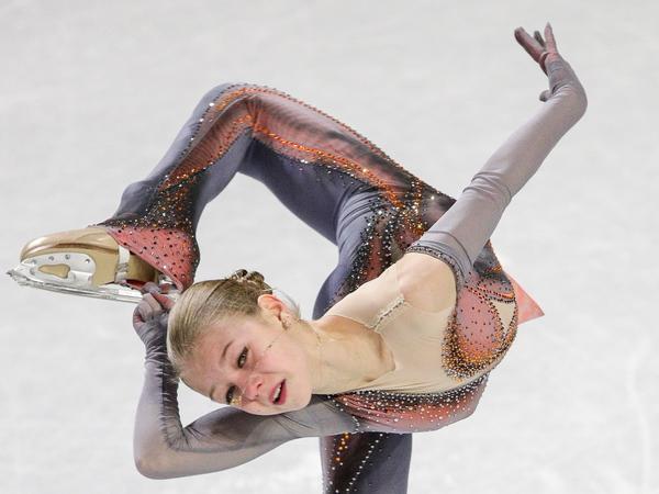 Александра Трусова/Фото: Сергей Бобылев/ТАСС