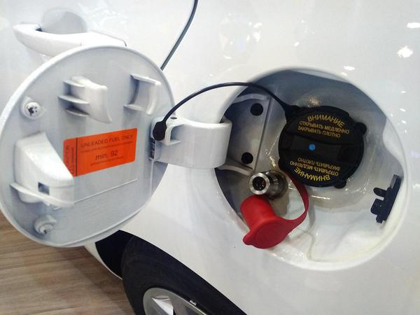 Поддать газу. Hyundai в следующем году начнет выпускать в Петербурге газовый «Солярис»