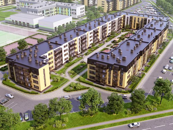 Стартовали продажи квартир в корпусе №4 квартала «Юттери»