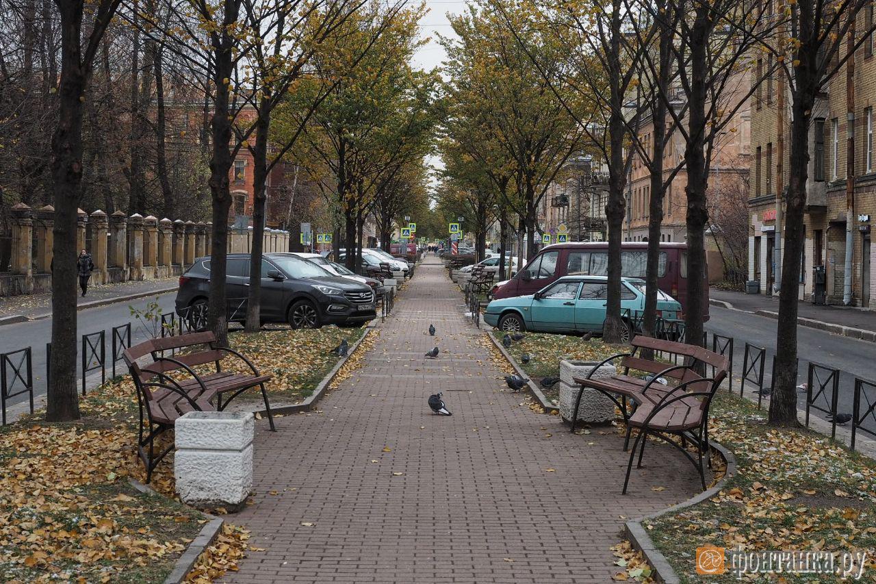 Улица Черняховского