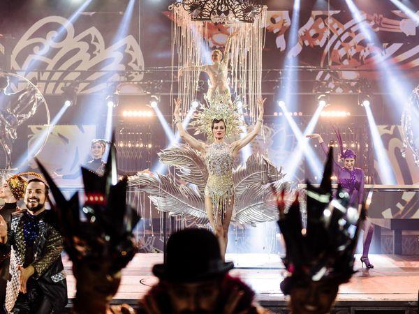 «Прекрасная М» снова на сцене шоу-пространства «Ленинград Центр»