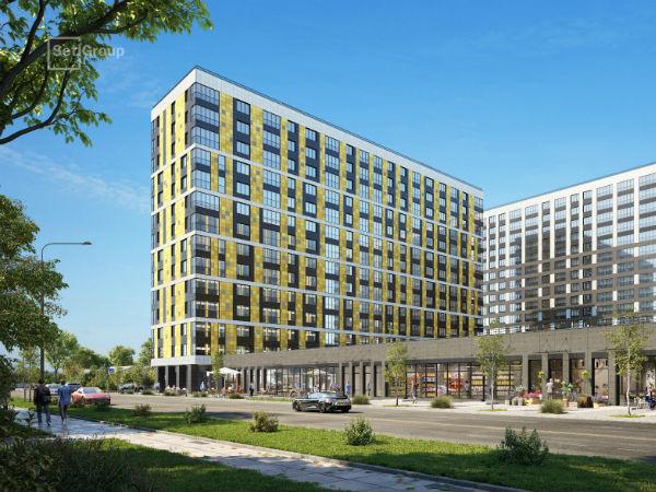 «Петербургская Недвижимость» вывела в продажу просторные квартиры с видом на Неву