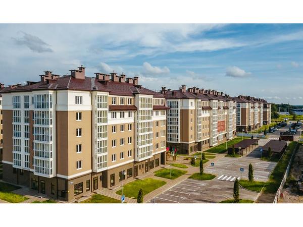 ЖК «Город мастеров» в Калининграде – тихий комфорт-класс