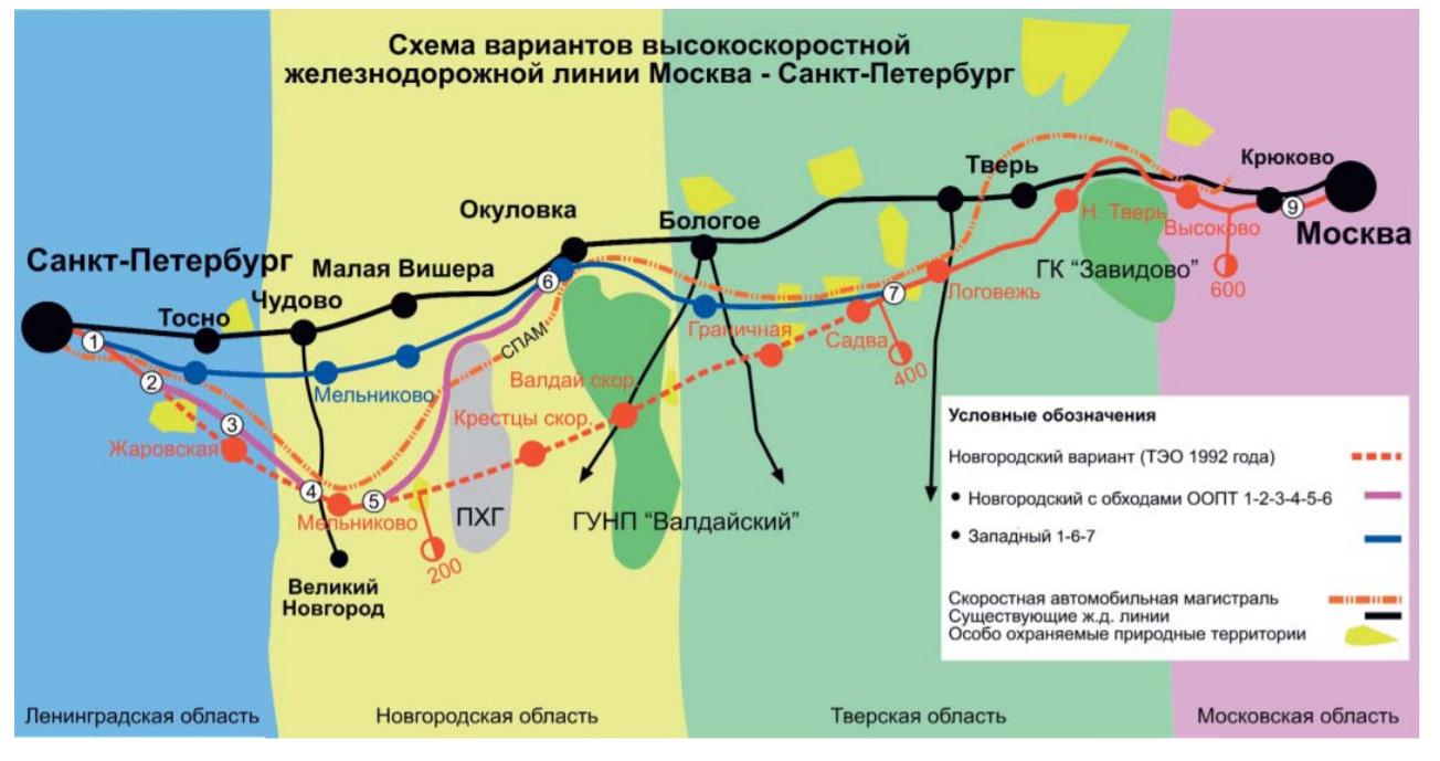 "источник: журнал ""Наука и транспорт"", 2009 год"