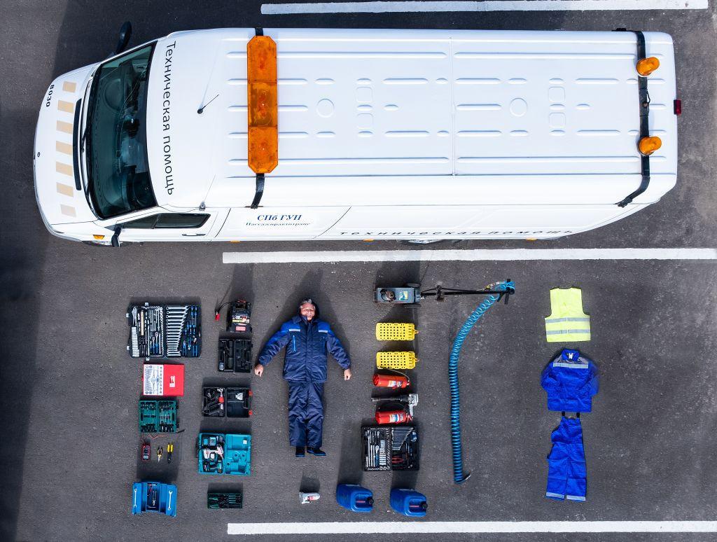 «Скорая помощь» для петербургских автобусов раскрыла свой состав в тетрис-челлендже (Иллюстрация 1 из 1) (Фото: СПб ГУП «Пассажиравтотранс»)