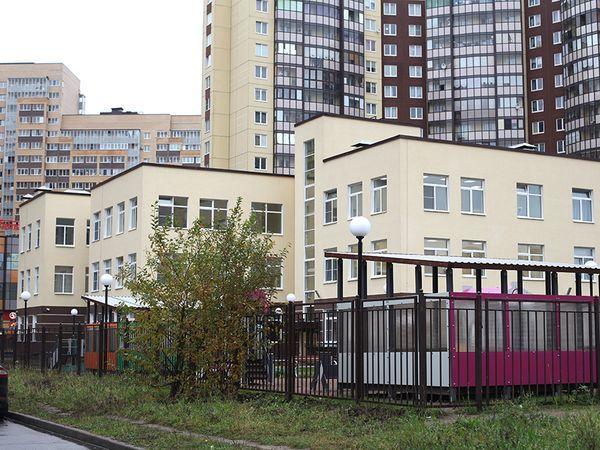 В Новом Девяткино открылся детский сад на 180 мест