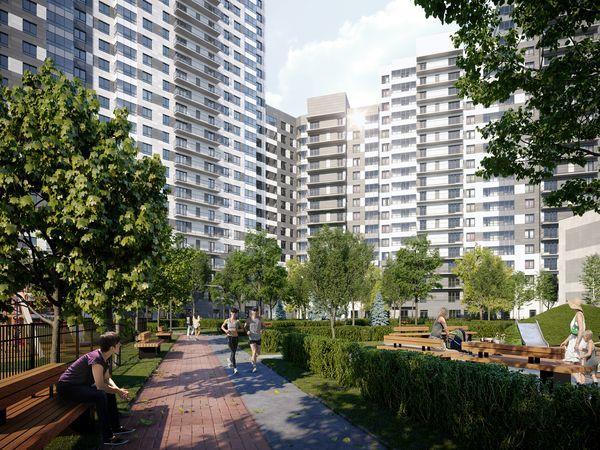«Аквилон Инвест» открывает продажи в новом жилом комплексе на Октябрьской набережной